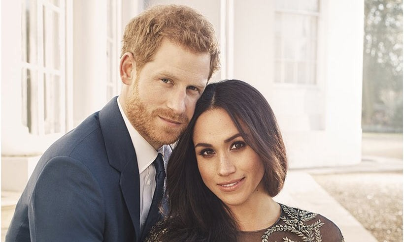 Prince Harry And Meghan Markle Are Getting The Lifetime Movie Treatment | Prince Harry