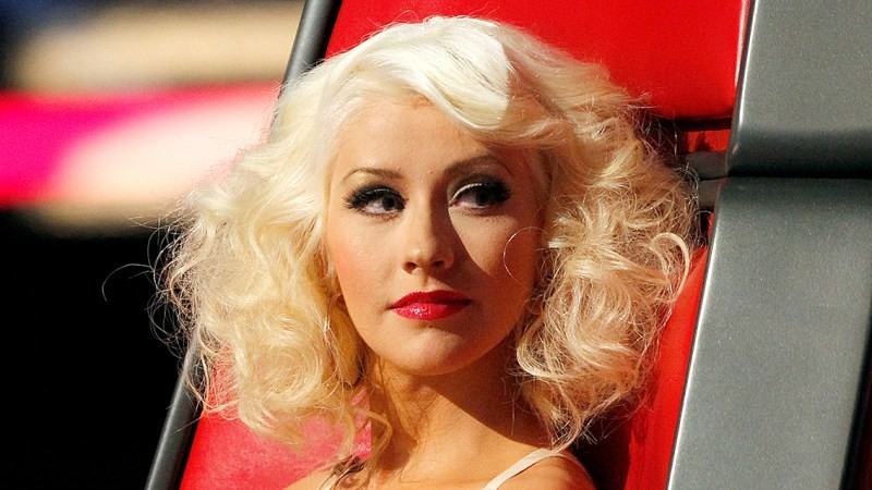 Aguilera blasts The Voice for not being