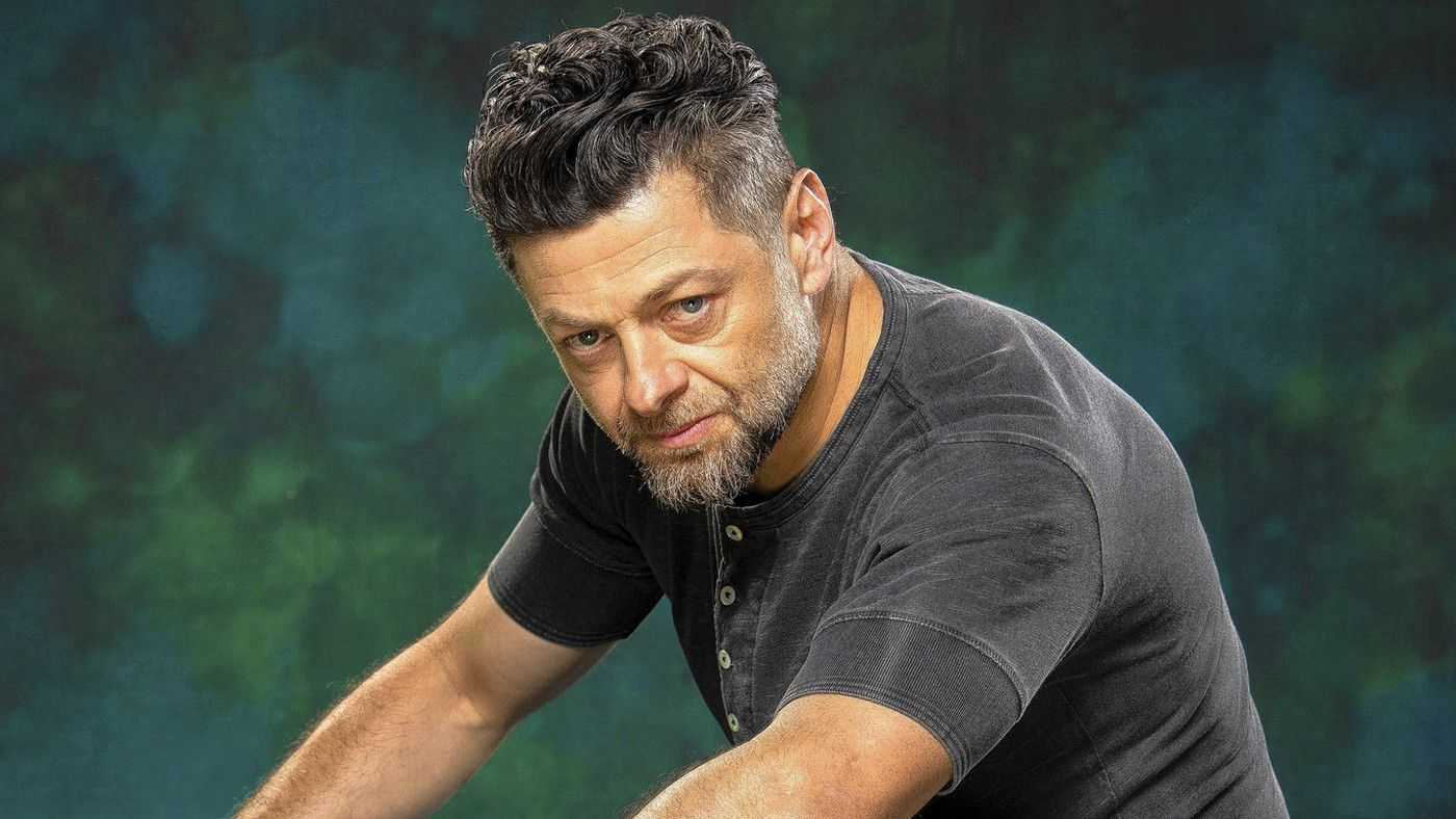 Andy Serkis Appreciation Post Featuring His Top 5 Roles | Top Andy Serkis Performances