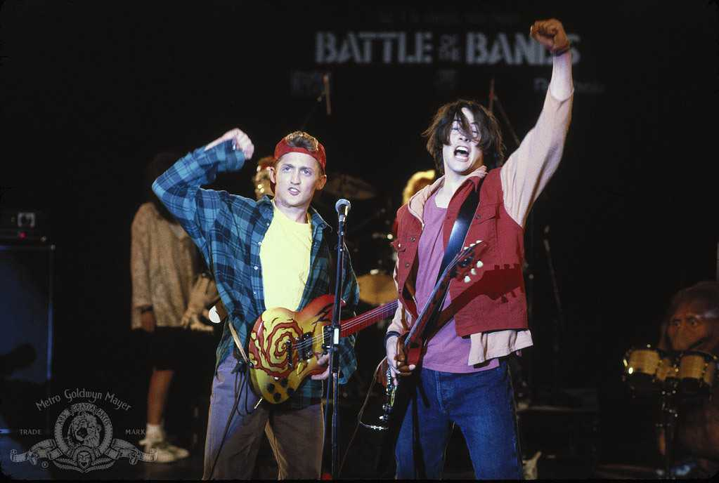 Keanu Reeves And Alex Winter Are Reuniting For Bill And Ted 3! | Bill and Ted 3