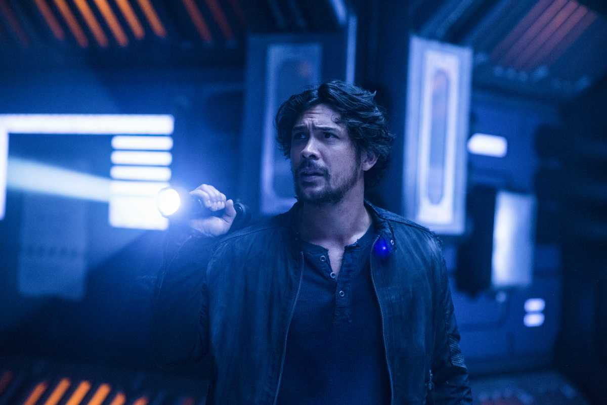 The 100 5x03, 'Sleeping Giants' Review | the 100