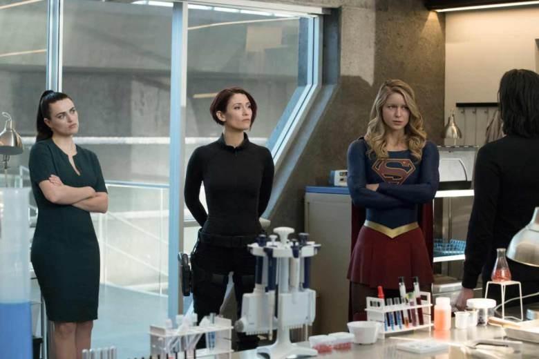 Arrowverse Recaps: Supergirl 3x17, The Flash 4x21, Arrow 6x22 | Arrowverse recaps