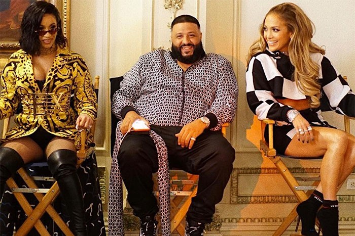 JLO Brings The Heat With Cardi B And DJ Khaled In 'Dinero' | Jennifer Lopez Dinero