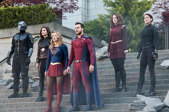 Arrowverse Recaps: Supergirl 3x23 | Arrowverse recaps