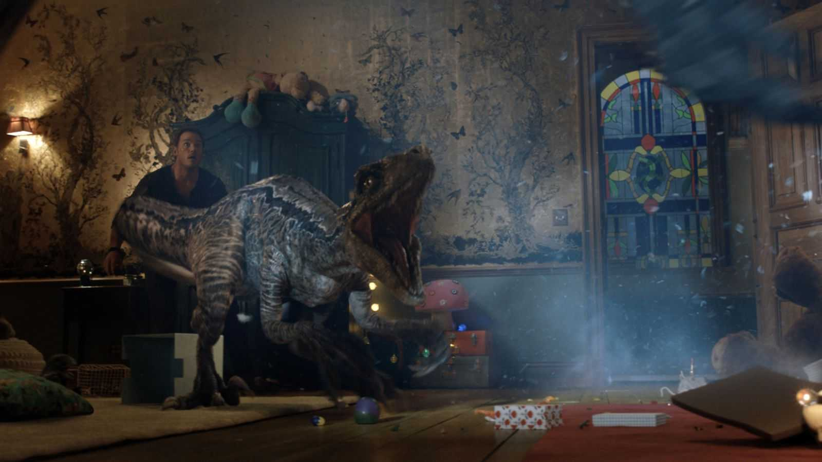 'Jurassic World: Fallen Kingdom' Brings The Action But Not The Story | Jurrasic World Fallen Kingdom