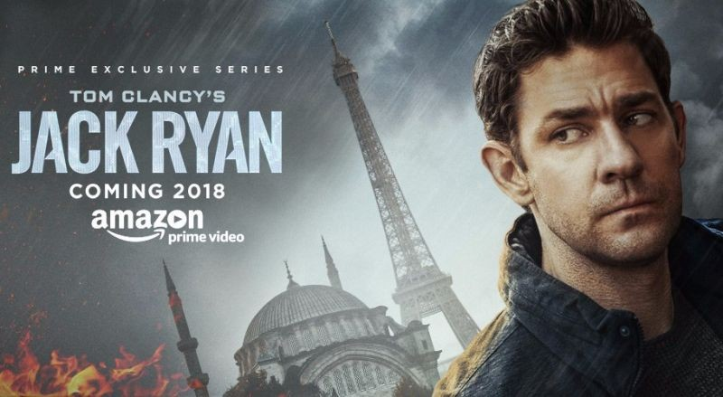 Amazon's 'Jack Ryan' Needs Your Help at SDCC | Amazon's 'Jack Ryan'  SDCC