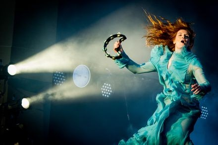 Florence + The Machine Is Back With Stellar Album 'High As Hope' | Florence Machine High As Hope Review