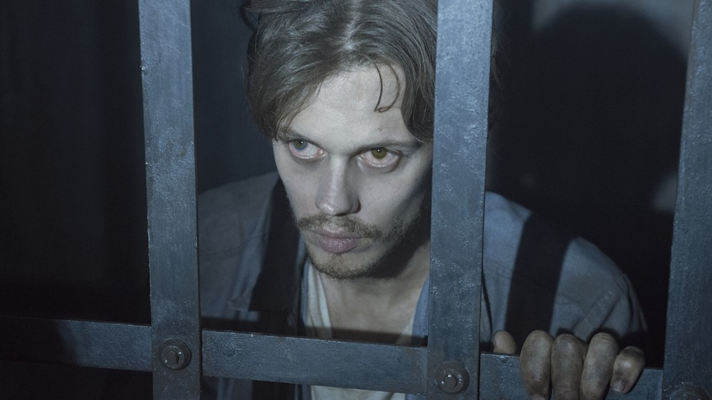 Bill Skarsgård Talks To Us About Castle Rock, The Horror Genre And Researching His New Role | bill skarsgard