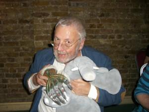 10 November - Davros naughty naughty Terry Maloy