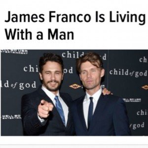 Instagram/James Franco