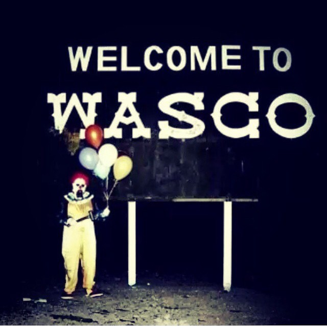 Wasco clowns
