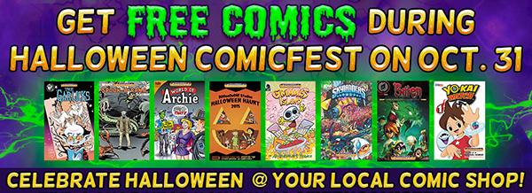 Credit: halloweencomicfest.com
