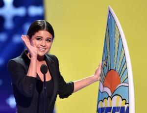 Selena Gomez wins Ultimate Choice