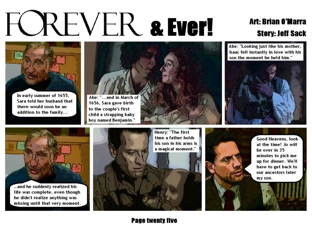 Forever comic