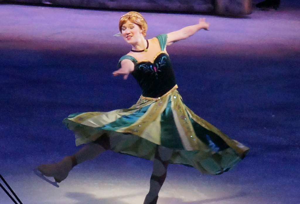 Disney On Ice Presents Frozen - Princess Anna