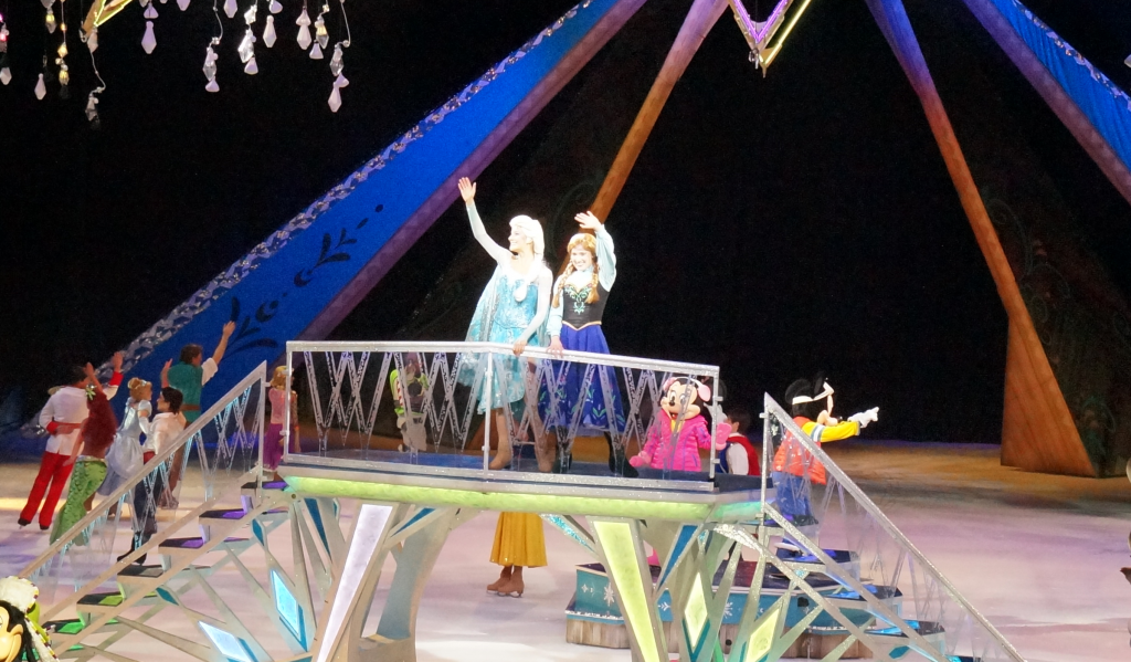 Disney On Ice Presents Frozen - Finale