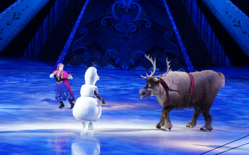 Disney On Ice Presents Frozen - Anna, Olaf and Sven