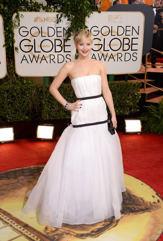 Jennifer Lawrence, Christian Dior Couture