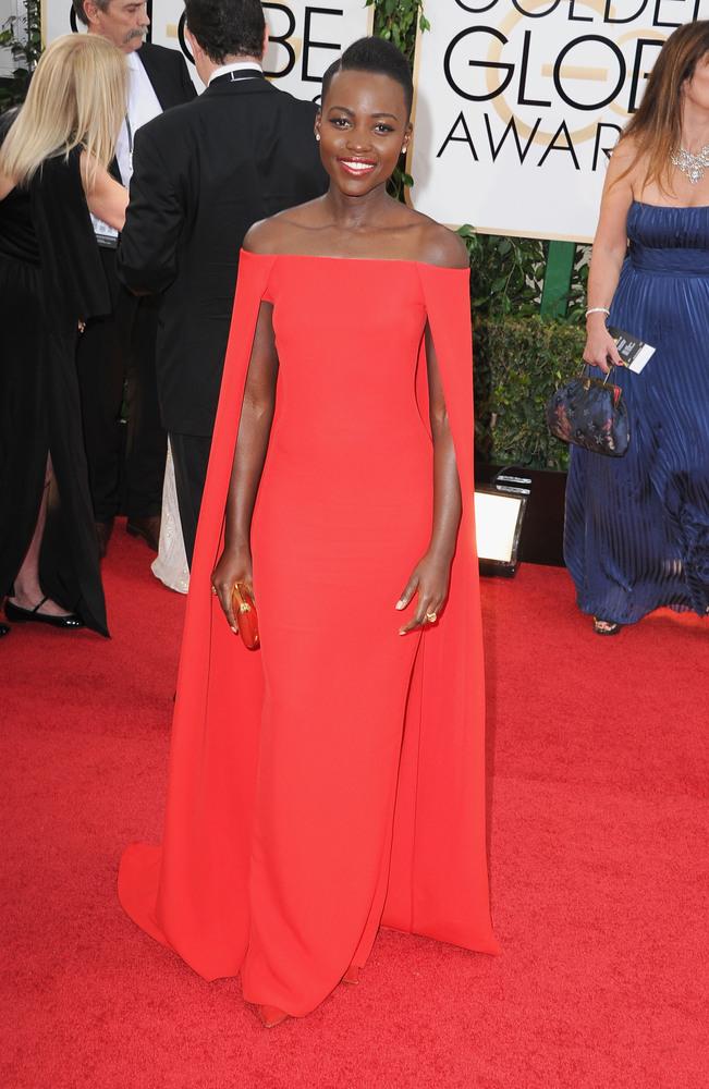 Lupita Nyong'o, Ralph Lauren