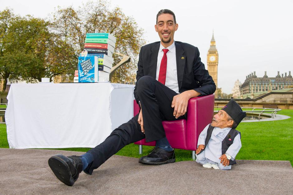 Chandra Bahadur Dangi, World's Shortest Man