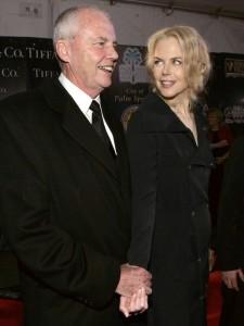 Nicole Kidman, Antony Kidman