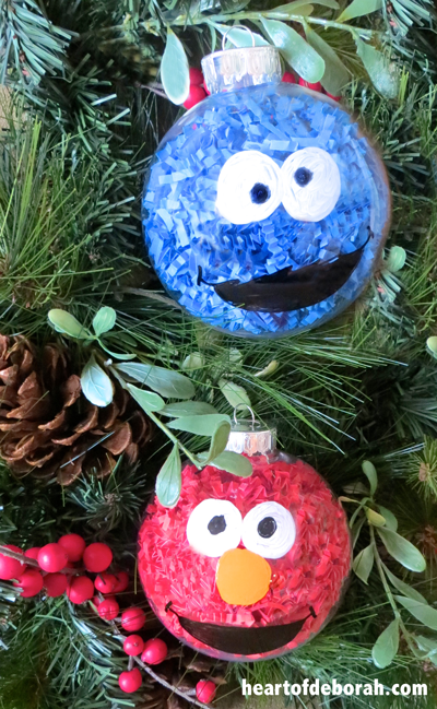 Fun And Fast DIY Christmas Decorations For Kids | Current Events ...