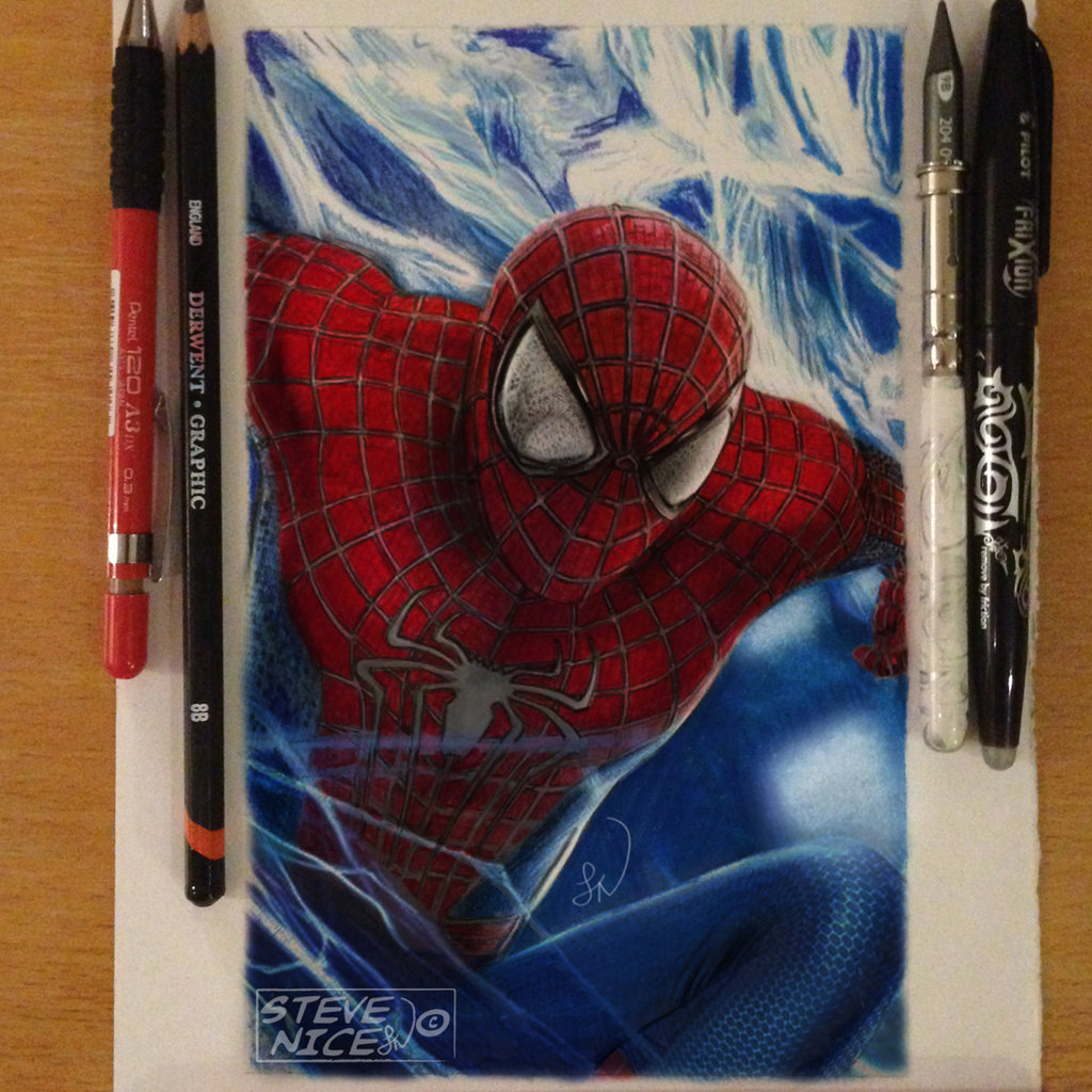 spidey_by_steve_nice-d86hwqe