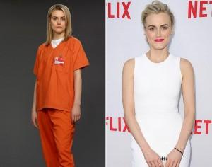 Piper Chapman/Taylor Schilling Netflix/FilmMagic/NY Daily News