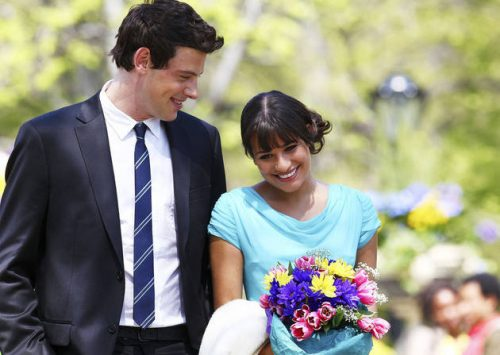 who is finn dating on glee Monteith, who played quarterback finn hudson in glee, had previously talked  about struggling with addiction since he was a teenager.